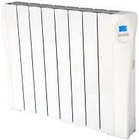 Aire acondicionado - Radiador calor azul ...